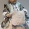 Купить Авторская кукла Бабушка, Полимерная глина, Коллекционные куклы, Куклы и игрушки ручной работы. Мастер Ольга Поступаева (Olga1922) . в подарок