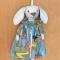 Купить Пижамница, Зайцы, Зверята, Куклы и игрушки ручной работы. Мастер Наталья Кузнецова (anion) . 100 пр  хлопок