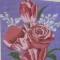 Купить Набор для вышивания Цветочный букет, Промышленные, Наборы для вышивания, Вышивка ручной работы. Мастер Анастасия Федотова (yanifertiti) . мулине