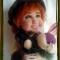 Купить Сонечка, Войлочные, Коллекционные куклы, Куклы и игрушки ручной работы. Мастер Елена Масур (ElenaMasyr) . игрушка