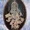 Купить Декоративное панно Ловец снов, Для дома и интерьера ручной работы. Мастер Ирина Коротаева (lariana174) .