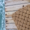 Купить Rectangular мат, Ковры, Текстиль, ковры, Для дома и интерьера ручной работы. Мастер Елена Пугачева (Marinecraft) . аксессуар интерьера