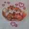 Купить композиция Мартовские коты, Животные, Картины и панно ручной работы. Мастер Татьяна Клемина (strawberrii) .