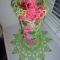Купить Ваза Полянка с бабочкой, Вазы, Для дома и интерьера ручной работы. Мастер Анна Киршина (ayukirshina) . ваза для цветов