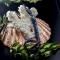 Купить Кулон-талисман Лапка врановых 7857, Металлические, Кулоны, подвески, Украшения ручной работы. Мастер Ольга Базан (CuNature) .