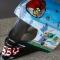 Купить Вратарский шлем (аэрография), Декор автомобилей ручной работы. Мастер Марина Олейникова (CheZaFignya) . аэрография