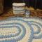 Купить Трикотажный вязаный ковер, Ковры, Текстиль, ковры, Для дома и интерьера ручной работы. Мастер Татьяна Тюль (Kikongwe) . овальный