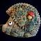 Купить Ёжик, Животные, Картины и панно ручной работы. Мастер Руслан Сабиров (ruans) . авторская керамика
