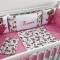 Купить постельный комплект, Для новорожденных, Работы для детей ручной работы. Мастер Екатерина Суховерхова (aka-light) .