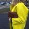 Купить Поясная сумка-клатч кожаная, Кожаные, Повседневные, Женские сумки, Сумки и аксессуары ручной работы. Мастер Игорь S (SmolevShop) . сумка клатч женская