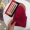 Купить Самая длинная зимняя шапка v2, Шапки, Головные уборы, Аксессуары ручной работы. Мастер Алина Деева (Markvaman) . вязаная шапка