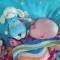 Купить Сплюшка Овечка, Другие животные, Зверята, Куклы и игрушки ручной работы. Мастер Равия Абдуллина (raviya) . сплюшка