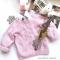 Купить Детский нежный свитер , Свитера, Кофты и свитера, Одежда ручной работы. Мастер Мария Анферова (an65r) . детский