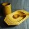 Купить Набор деревянной посуды, Посуда, Русский стиль ручной работы. Мастер Николай Ванюшин (waniwi) . резьба по дереву