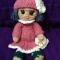 Купить Кукла Даша, Вязаные, Человечки, Куклы и игрушки ручной работы. Мастер Елена Гвозденко (Tzotz) . кукла мягкая игрушка