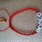 Купить Именной  плетенный браслетик, Плетеные, Браслеты, Украшения ручной работы. Мастер Мадина Хаджиева (Madina) . нейлоновая нить
