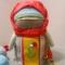 Купить Кукла-оберег Крупеничка, Народные куклы, Куклы и игрушки ручной работы. Мастер Анастасия Миротворцева (Lukovka) . крупеничка