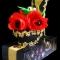 Купить Букет из конфет Туфелька для Золушки, Букеты из конфет, Букеты, Цветы и флористика ручной работы. Мастер Врокна Мария (made18) .
