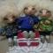 Купить Домовёнок, Текстильные, Коллекционные куклы, Куклы и игрушки ручной работы. Мастер Елена Вилкул (ele-vilk) . домовенок