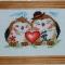 Купить Любовь в доме, Животные, Картины и панно ручной работы. Мастер Анастасия Наголюк (Miloe-Delo) . фэн-шуй