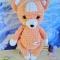 Купить Лисенок, Другие животные, Зверята, Куклы и игрушки ручной работы. Мастер Аня Филиппова (malyavchik-m) . рыжая