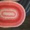 Купить Трикотажные вязаные ковры (банный набор), Ванная комната, Для дома и интерьера ручной работы. Мастер Татьяна Тюль (Kikongwe) . для ванны