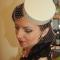 Купить Свадебные и вечерние шляпки таблетки, Для прически, Свадебные украшения, Свадебный салон ручной работы. Мастер Катя Плавинская (MODAma) . шляпка таблетка