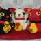 Купить Счастливые японские коты, Для дома и семьи, Обереги, талисманы, амулеты, Фен-шуй и эзотерика ручной работы. Мастер Елена Пичугина (Lencho) . талисман