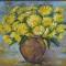 Купить Одуванчики, Картины цветов, Картины и панно ручной работы. Мастер Алла Новикова (mammi5) .