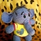 Купить Застенчивый слон, Слоники, Зверята, Куклы и игрушки ручной работы. Мастер Елизавета Базовкина (Amitoys) .