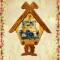 Купить ключница Рыжий кот, Ключницы, Прихожая, Для дома и интерьера ручной работы. Мастер Галина, Елена, Наталья Салон декупажа Лада (Lada45dec) .