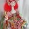 Купить Скульптурно-текстильная кукла Веселина, Текстильные, Коллекционные куклы, Куклы и игрушки ручной работы. Мастер Ирина Бадюкова (Irinabdk) . коллекция