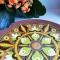 Купить Тарелка декоративная керамическая на стену (на подставке), Для дома и интерьера ручной работы. Мастер Елена Сармина (Latika108) . декоративная керамика