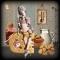Купить крысёнок Плю, Текстильные, Коллекционные куклы, Куклы и игрушки ручной работы. Мастер Екатерина Ким (Kakimura) . 100 хлопок