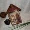 Купить Ключница Рецепт счастливого дома, Ключницы, Прихожая, Для дома и интерьера ручной работы. Мастер Ольга  (g8442) . ключница