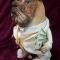 Купить Интерьерная текстильная игрушка Бульдог-Банкир, Текстильные, Коллекционные куклы, Куклы и игрушки ручной работы. Мастер Марина Непомнящая (MarinaNep) .