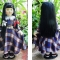 Купить Кукла Glorex   Полина, Текстильные, Коллекционные куклы, Куклы и игрушки ручной работы. Мастер Наталия Дмитриева (Simona) .