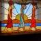 Купить витраж в окно, Витражи, Элементы интерьера, Для дома и интерьера ручной работы. Мастер Инна Исупова (InnaIs) . витраж