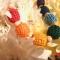 Купить Радуга Вязаные бусы, Вязаные, Колье, бусы, Украшения ручной работы. Мастер Лилия Кропивницкая (LiLuK) .