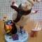 Купить Снеговик, Снеговики, Новый год, Подарки к праздникам ручной работы. Мастер Елена  (ualeny) . новогодний подарок