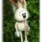 Купить Зай Коськин, Зайцы, Зверята, Куклы и игрушки ручной работы. Мастер Наталья  (nnattalli) . вязаная игрушка