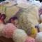 Купить Подушка декоративная Кролик, Для дома и интерьера ручной работы. Мастер Елена Двойникова (elenadva) . подарок девочке