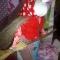 Купить Народная кукла Баба-Яга, Народные куклы, Куклы и игрушки ручной работы. Мастер Анастасия Миротворцева (Lukovka) . кукла в подарок