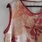Купить Топ Орхидеи (натуральный шелк), Блузки, Одежда ручной работы. Мастер Альбина Романченко (albina-roma) . шелковая блузка