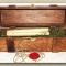 Купить состаренное послание в сундуке, Персональные подарки, Подарки к праздникам ручной работы. Мастер Ольга Д. (briga) .