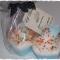Купить Мыло ручной работы Воздушные корзиночки-сердечки, Сладости, Мыло, Косметика ручной работы. Мастер Ирина Литвинова (Elf-House) . мыло в подарок