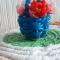 Купить Корзинка с цветами, Ручной работы, Материалы, Другие виды рукоделия ручной работы. Мастер Марина Крамар (Greta) .