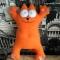 Купить Кот Саймон, Коты, Зверята, Куклы и игрушки ручной работы. Мастер Светлана  (Lana68) . кот в авто