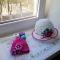 Купить Шляпка для девочки, Шляпы, Головные уборы, Аксессуары ручной работы. Мастер Лили Юрченко (Lilimaria) . шляпки ажурные