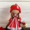Купить Кукла интерьерная текстильная, Кукольный дом, Куклы и игрушки ручной работы. Мастер Елена Малинина (malinina74) . кукла текстильная